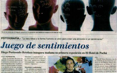 2004 Aug Ibiza 'Diario de Ibiza'