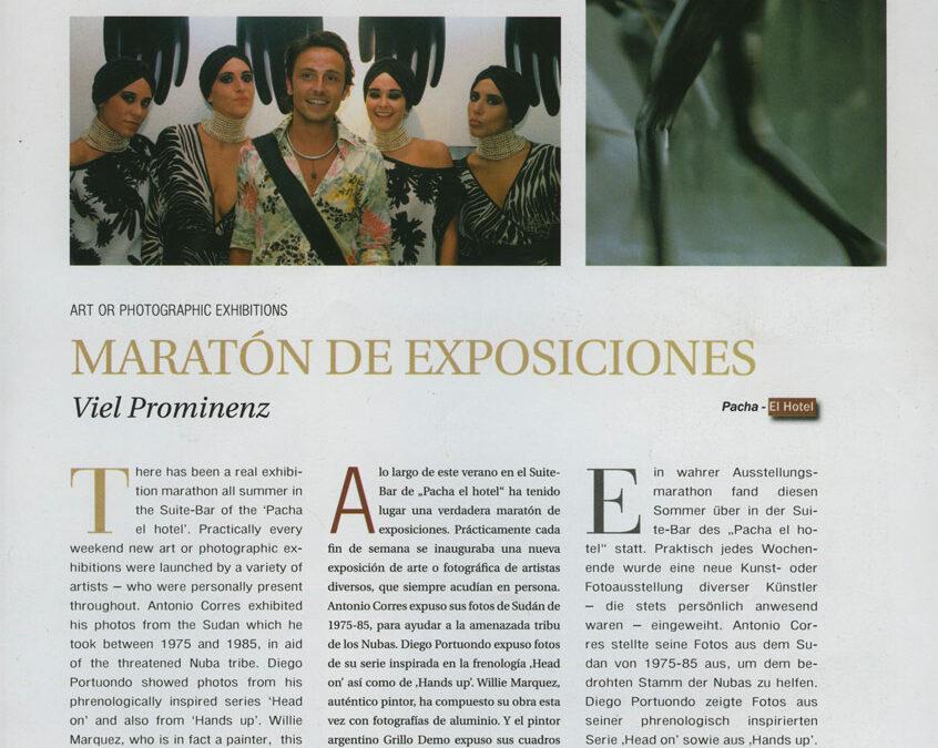 2005 'Ibiza De luxe'