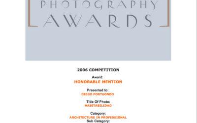 2006 Photography Awards