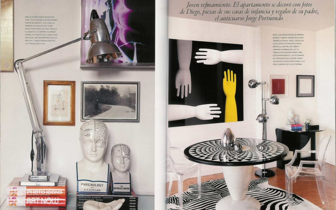 2007 'Architectural Digest'